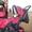Продается красная детская коляска недорого #1121559