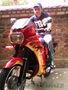 мотоцикл Ява 350 12v.